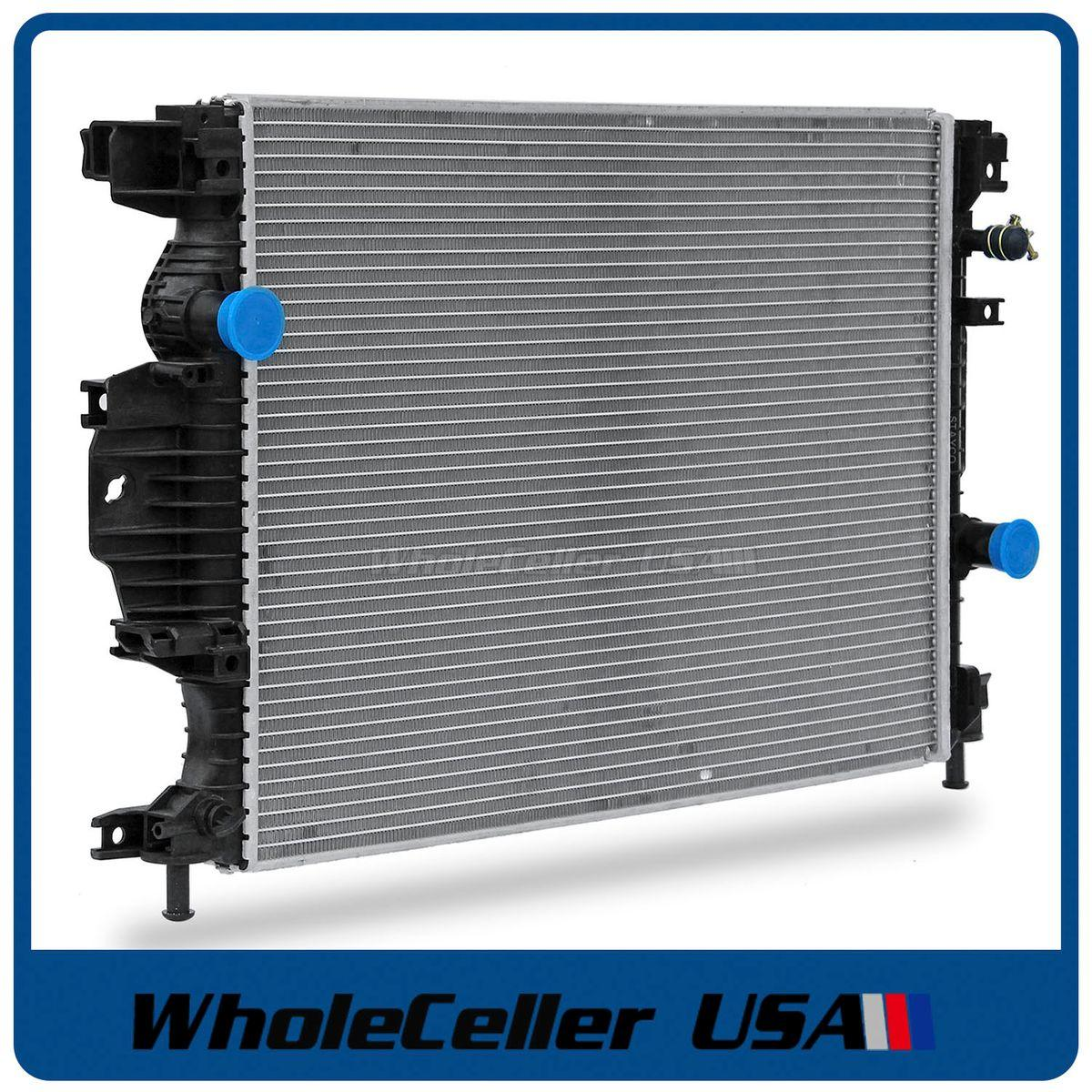 STAYCO NEW Radiator 13321 For 2013-2016 Ford Fusion 1.5/1