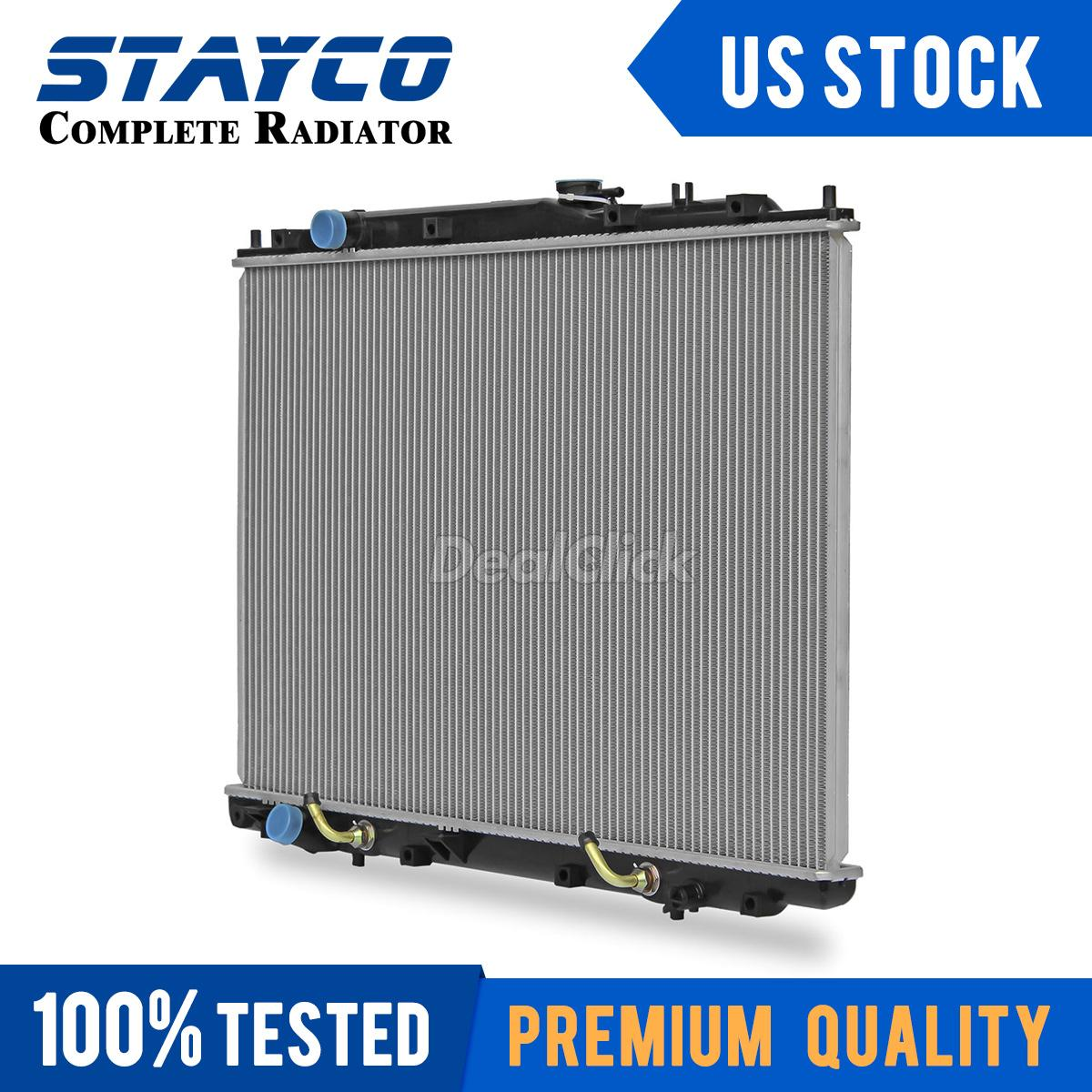 STAYCO Radiator SC2417 For 2001 2002 Acura MDX 2003 2004