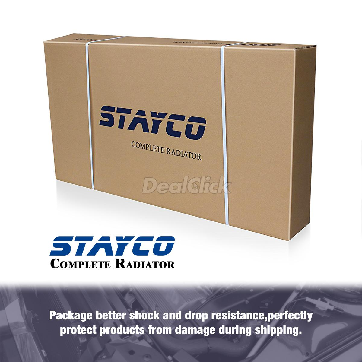 Stayco radiator sc2417 for 2001 2002 acura mdx 2003 2004 for 2002 acura mdx window regulator