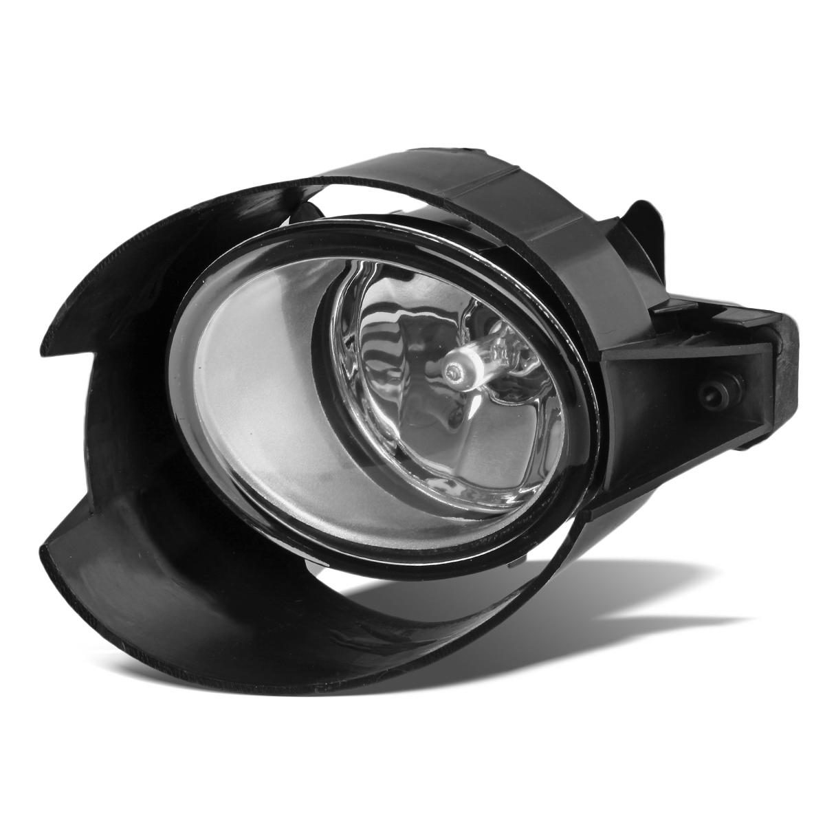 For 2008 2016 Rogue Clear Fog Lights Driving Bumper Oem