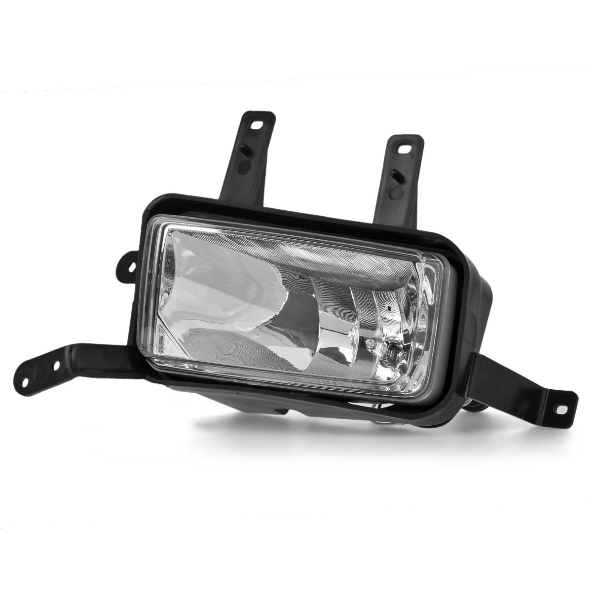 For Chevy 15-16 Tahoe Suburban Clear Fog Lights Driving