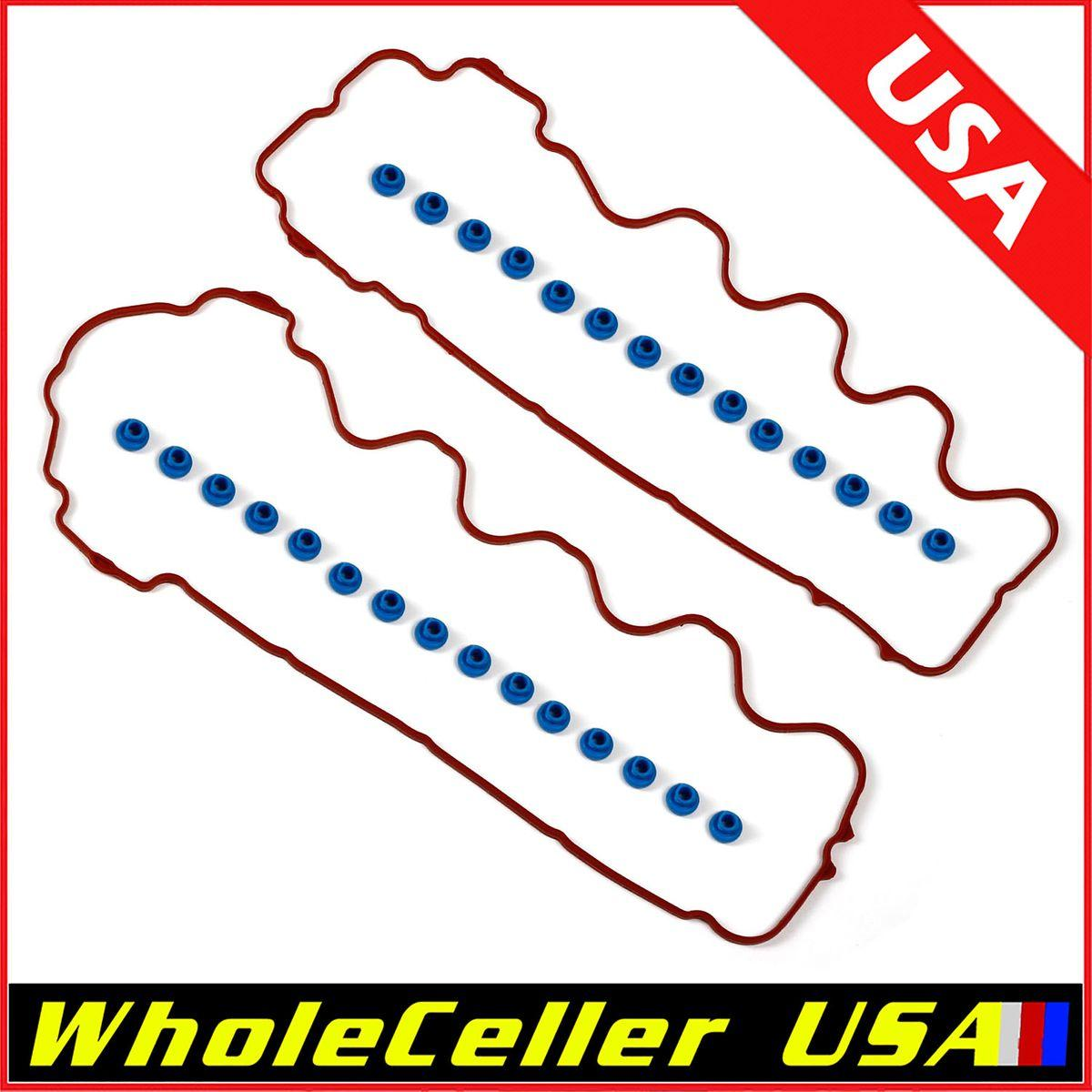 For 07-10 Ford Expedition Lincoln Valve Cover Gasket 4.6L