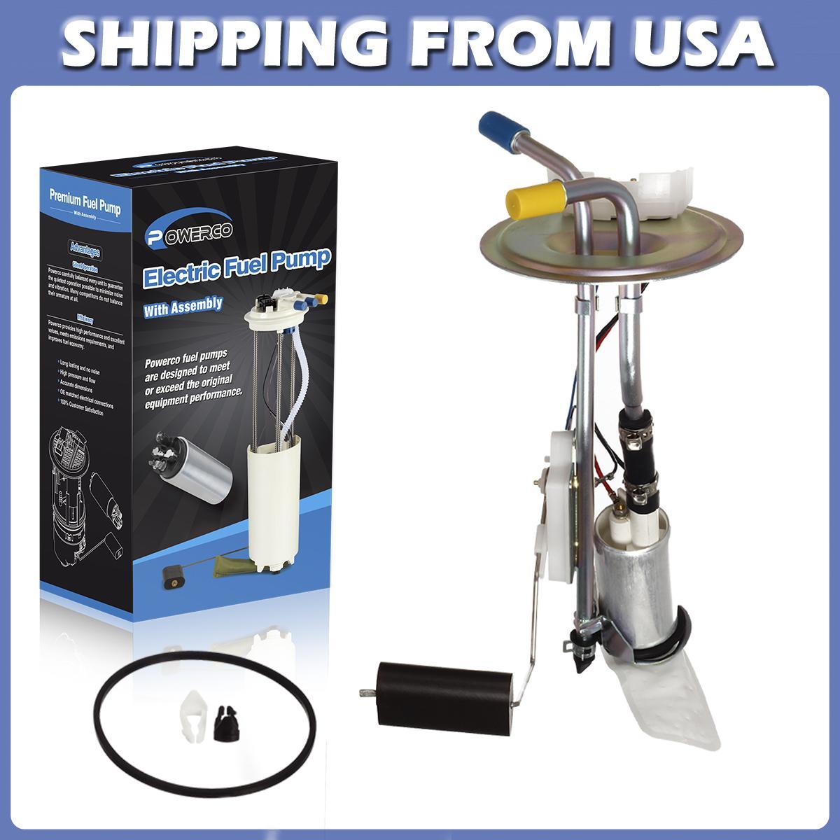 Fuel Pump Module  U0026 Sending Unit For 89