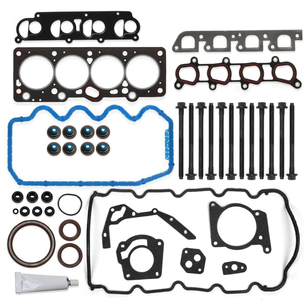 Engine Head Gasket Bolts Set Fits 2000-2004 Ford Focus