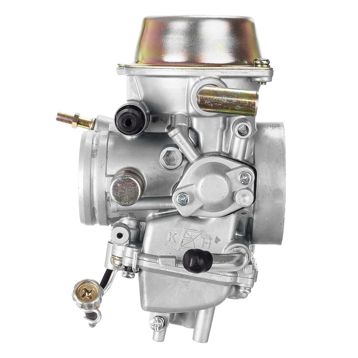 Yamaha Ymf S Grizzly Carb