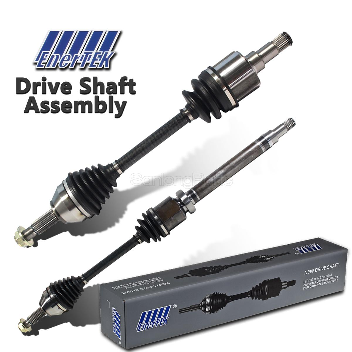 Left right front cv drive axles shaft assembly for 2000 for 2000 ford focus driver side window regulator