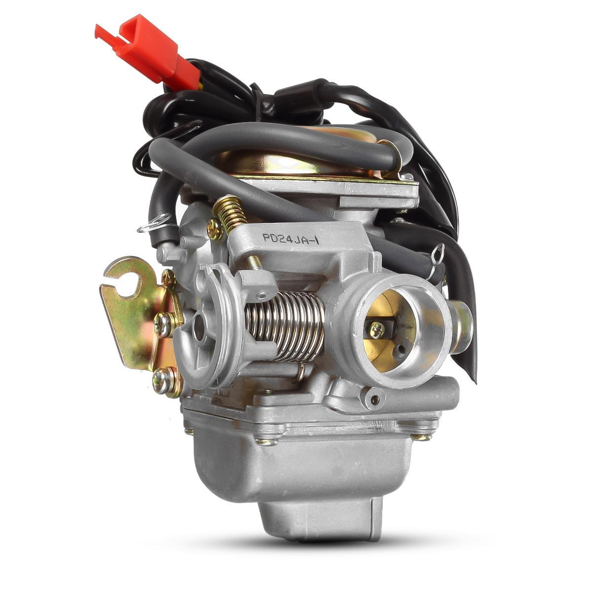 new carburetor for eton yukon cxl 150 atv quad carb. Black Bedroom Furniture Sets. Home Design Ideas