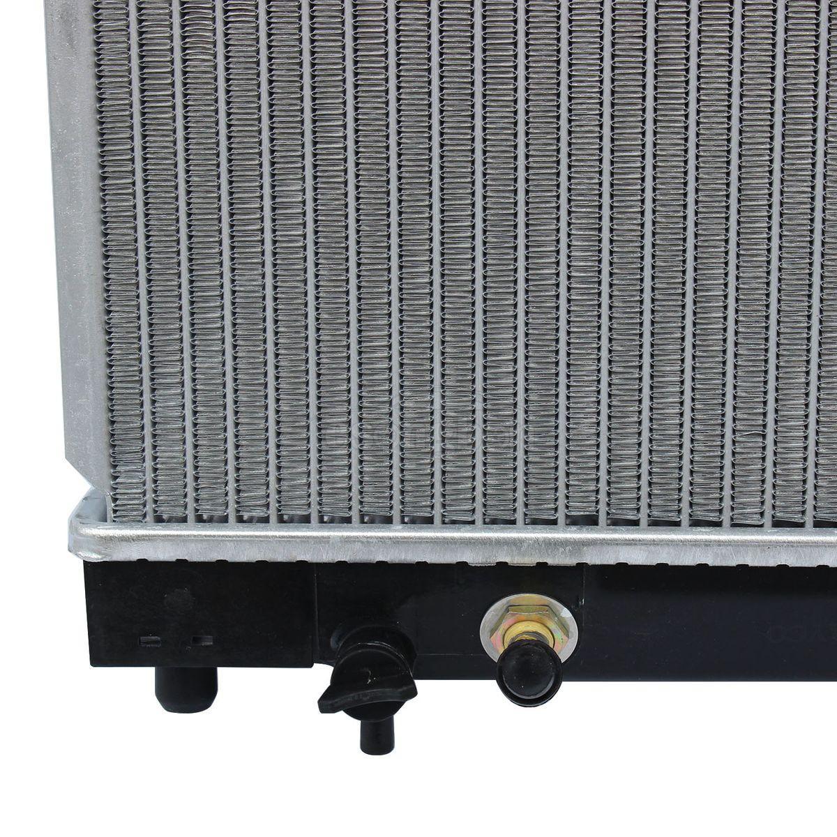 2004 Scion Xb Transmission: Aluminum Radiator 2305 For 2004-2006 SCION XA/XB 1.5L L4