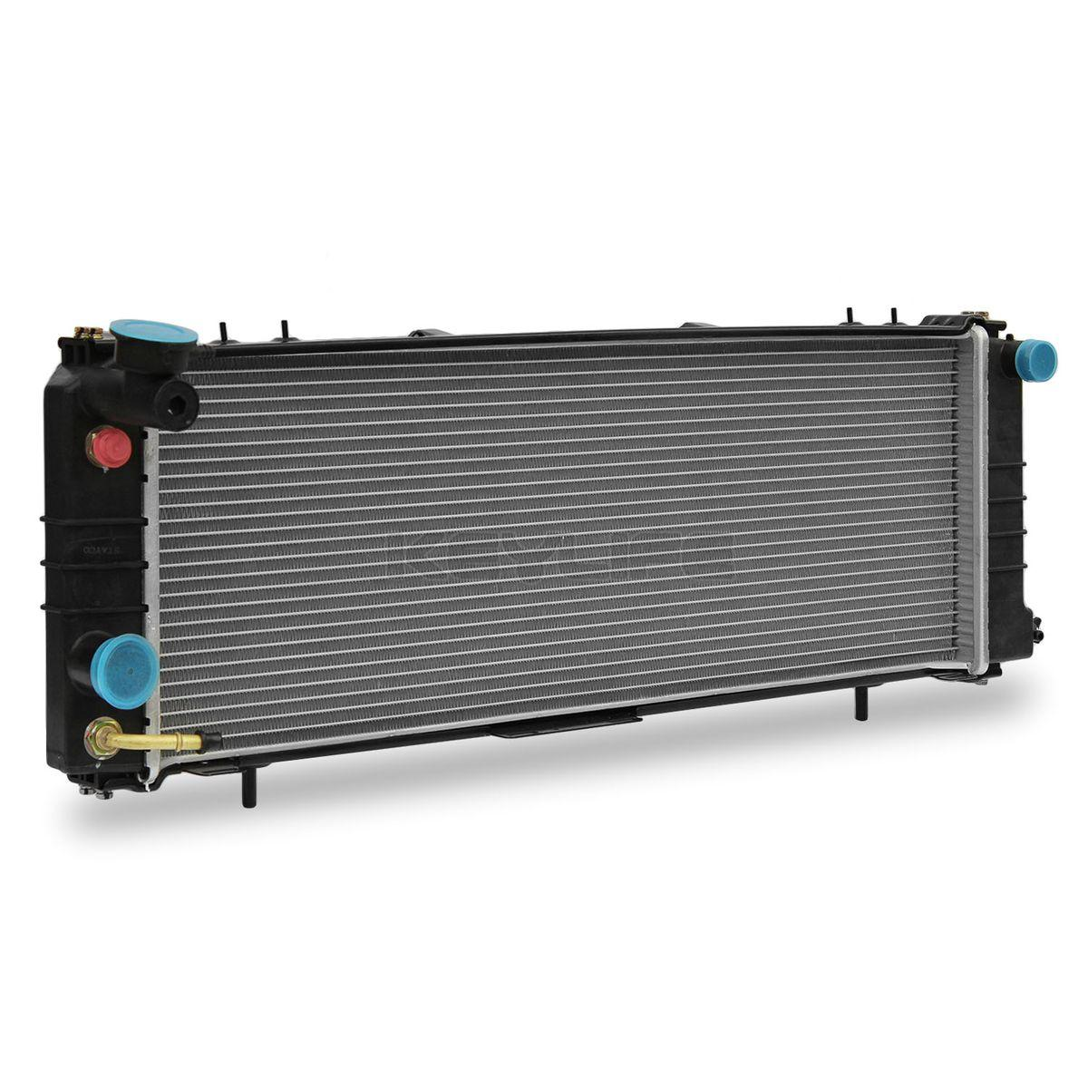 stayco radiator for 1991 1992 jeep cherokee comanche 4 0 l6 ebay. Black Bedroom Furniture Sets. Home Design Ideas