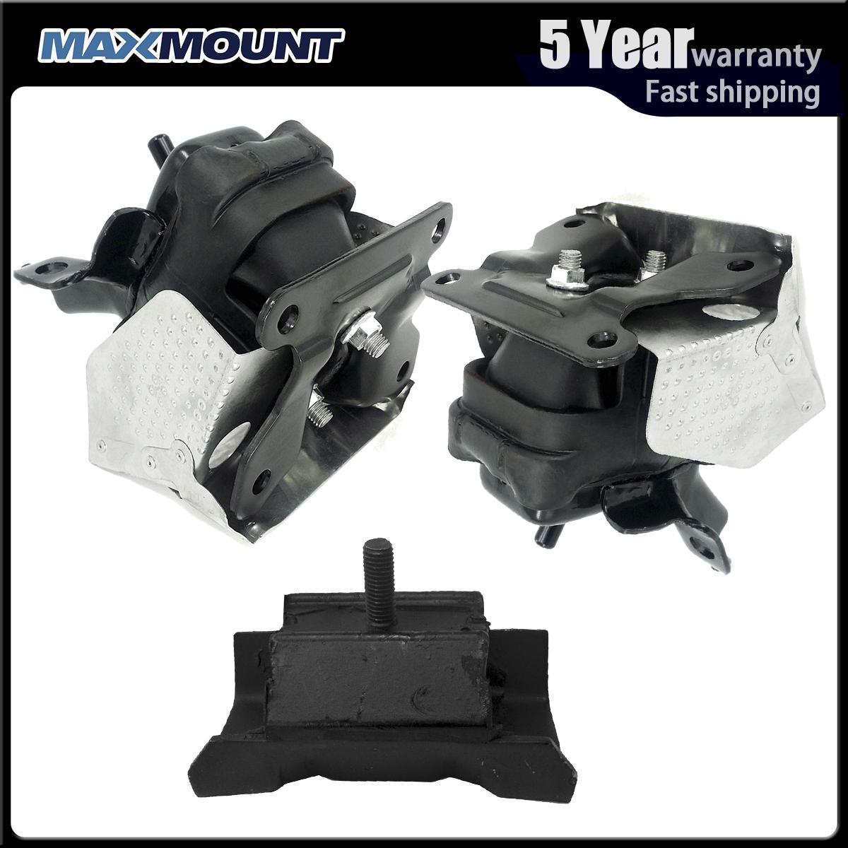 3x For 2007-2011 GMC Yukon Denali XL 1500 5.3L RWD Engine